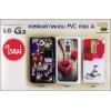 LG  G2  -  กรอบ PVC มันเงา