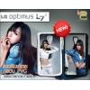 LG  Optimus L7II  -  เคสกรอบ PVC