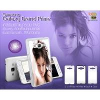 เคสพิมพ์ภาพขอบ PVC - Samsung Galaxy Grand Prime