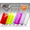เคสยางใส DIY - iPhone 5/5s