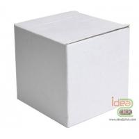 กล่องใส่ถ้วยแบบหนาสีขาว