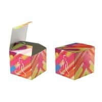 กล่องใส่ถ้วยพิมพ์ลายด้วย Heat Press