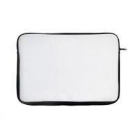 กระเป๋าผ้าใส่ Laptop สีขาวขนาด 12 นิ้ว