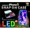 iPhone 5/5s รุ่น LED Case