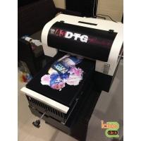 เครื่องสกรีนเสื้อโดยตรง DTG Printer ขนาด A3