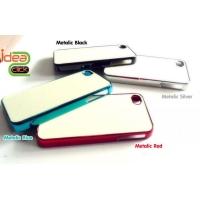 iPhone4/4s เคส Metalic