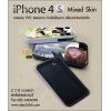 iPhone 4/4s ขอบผสม 2 ชั้น
