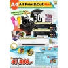 A4 All Print & Cut 4 in 1