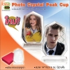 Photo Crystal ทรง Peak Cup
