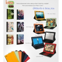iPad 2-3-4 - เคสหนังหนา ตั้งได้