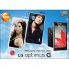 LG Optimus G - กรอบ PVC