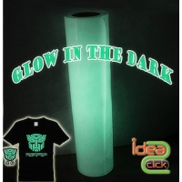 ไวนิล Flex - Grow in the dark