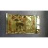 ซองฟอยด์ สีทอง ใส่เคส ปากซิปรูด ขนาด M