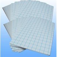 กระดาษทรานเฟอร์ แบบหลังน้ำเงิน