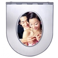 กล่องอลูมิเนียมใส่ CD ทรงวงรี