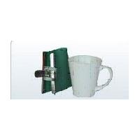 แผ่นยางรัดโมลด์แก้วสำหรับเครื่อง Mini 3D Vacuum (12Oz ทรงกรวย)