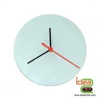 นาฬิกาไม้ทรงกลม ขนาด 30 ซม.
