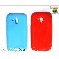 เคส Samsung Galaxy S Duos เนื้อซิลิโคน