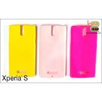 เคส Sony Xperia S เนื้อซิลิโคน