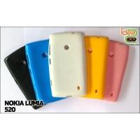 เคส Nokia Lumia 520 เนื้อซิลิโคน
