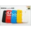 เคส Nokia Lumia 620 เนื้อซิลิโคน